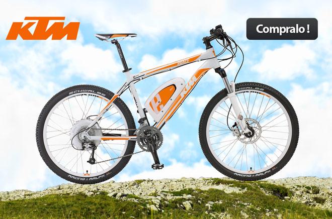 Ktm E Race La Bicicletta Elettrica