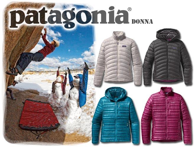 new styles 25e8e fc022 Piumini Patagonia Inverno Uomo e Donna