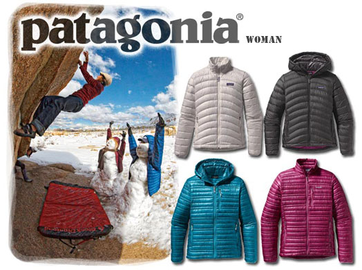 New Patagonia Collection 2013