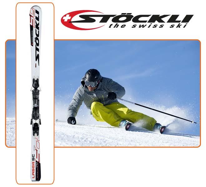 Skis Stöckli SC With Binding Z12 Salomon