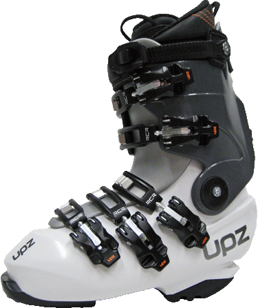 New Snowboard Alpine Boot UPZ RCR 2015